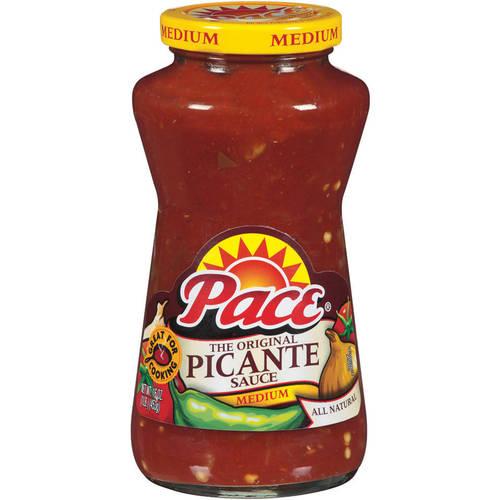 Pace Picante Medium Sauce, 16oz