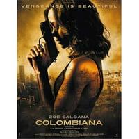 Liebermans MOVEB25693 Colombiana 11.00 x 17.00 Poster Print