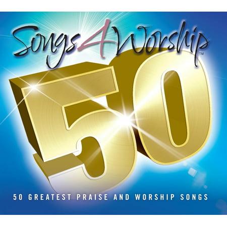 Songs 4 Worship 50 (Audiobook) (Songs 4 Worship Songbook)