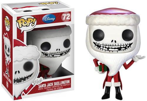 FUNKO POP! DISNEY: THE NIGHTMARE BEFORE CHRISTMAS - SANTA JACK ...