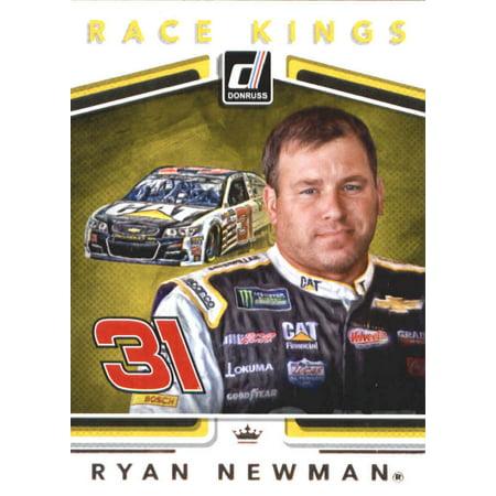 - 2018 Donruss #19 Ryan Newman Racing Race King Card