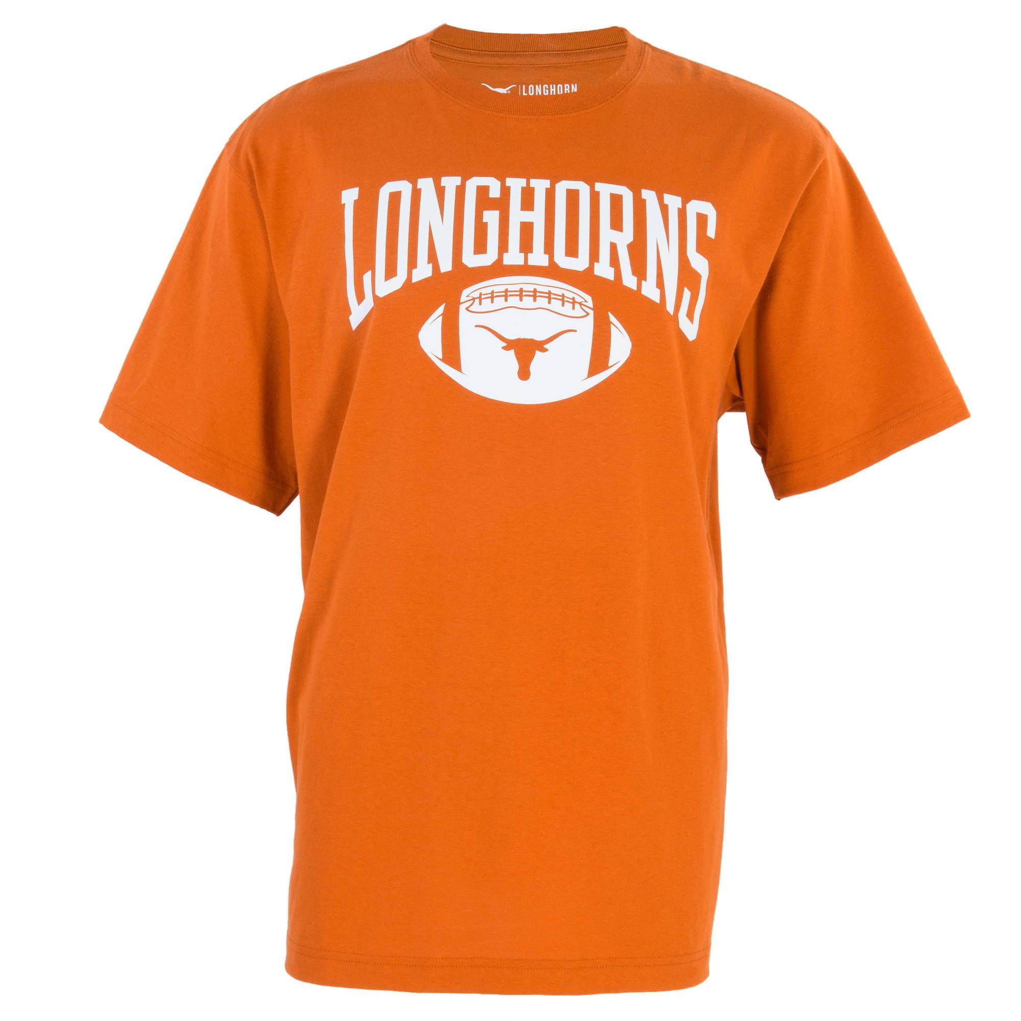 NCAA Texas Longhorns Men's Intrepid Graphic Tee