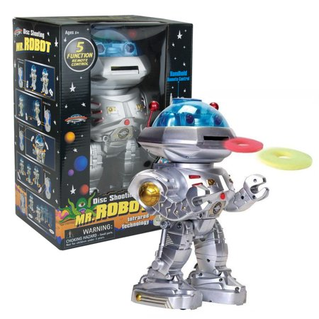 Robot Remote (Mr Robot Remote Disc Shooting Rapid-Fire & Dancing Robot )