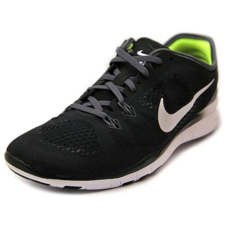 huge selection of 3a677 a1c06 Nike Women's 'Free 5.0 Tr Fit 5' Mesh Athletic Black - Size ...