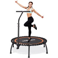 """Zupapa 40"""" Fitness Bungee Trampoline/ Exercise Rebounder, Max 330 lbs"""