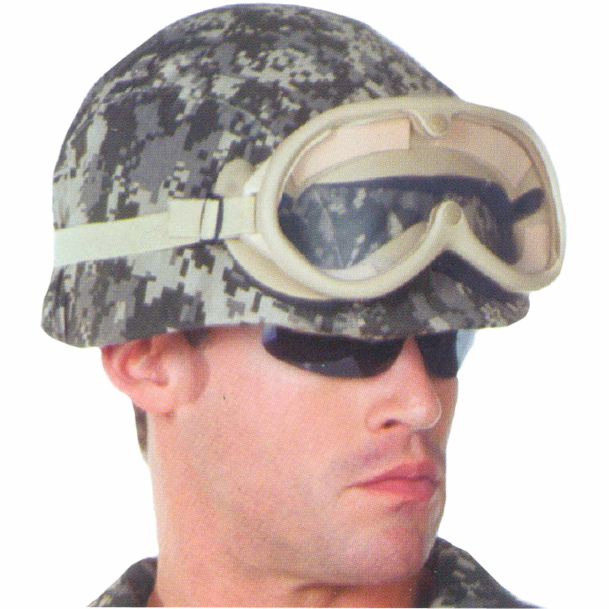 Army Helmet Adult Halloween Accessory