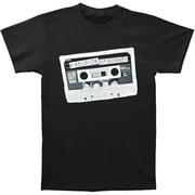 5 Seconds Of Summer Men's  Tape Slim Fit T-shirt Black