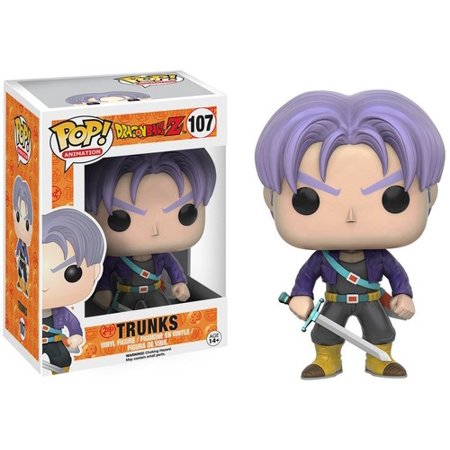 FUNKO POP! ANIMATION: DRAGONBALL Z - TRUNKS
