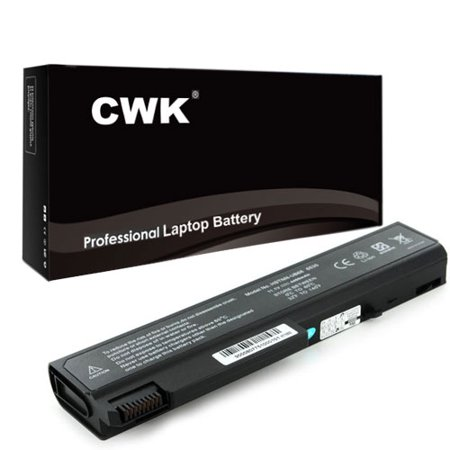 CWK® New Replacement Laptop Notebook Battery for HP EliteBook 8440W 8440P 6930p Compaq 6735b 6730b 6700b 6535b HSTNN-XB85 HP Compaq Business 6735b 6730b 6535b 6530b KU531AA HP Compaq 6730b (Elitebook 8440p Battery)