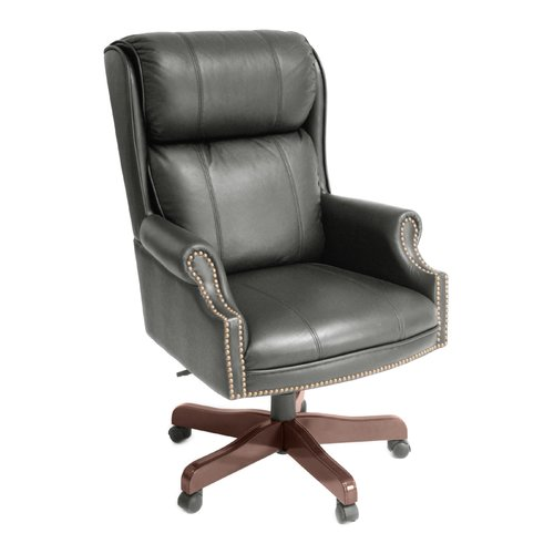 Regency Ivy League High-Back Leather Executive Chair
