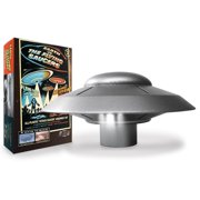earth vs the flying saucers ufo 2nd edition 5-inch model kit with light