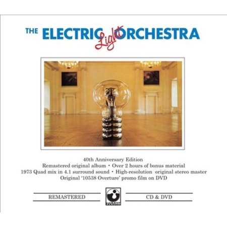 THE ELECTRIC LIGHT ORCHESTRA [40TH ANNIVERSARY EDITION REMASTERED CD & DVD]](Halloween Junky Orchestra Cd Japan)