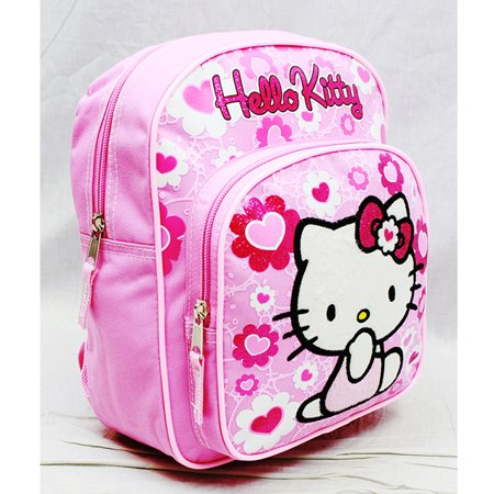 Hello Kitty Floral Heart Mini Backpack #84022