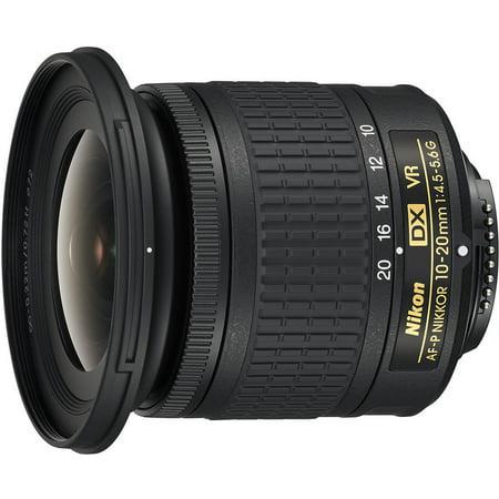 Nikon AF-P DX NIKKOR 10-20mm f/4.5-5.6G VR Lens (Lens Party Shop)