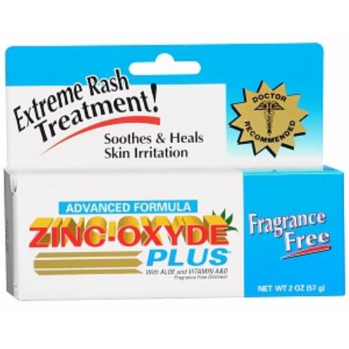 First Aid Research Zinc-Oxyde Plus Skin Protectant 2 oz (Pack of 2)