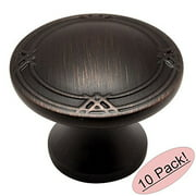 10 pack cabinet knobs