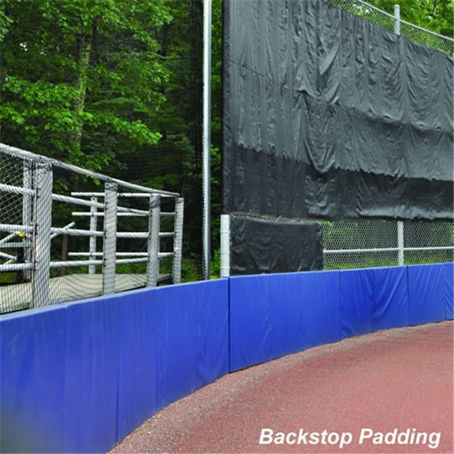 Jaypro Sports BSP238 3 ft. x 8 ft. x 2 in. Backstop Pad