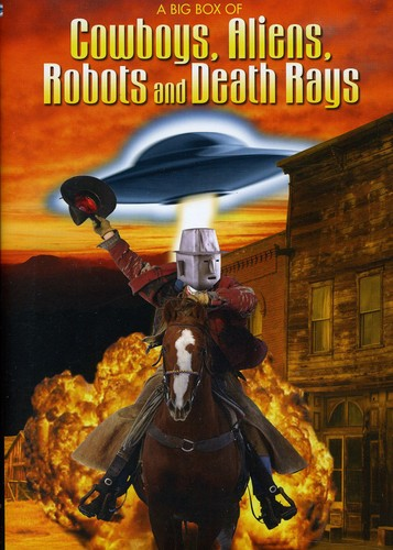 A Big Box of Cowboys, Aliens, Robots & Death Rays (DVD) by SMORE ENTERTAINMENT NON MUSIC
