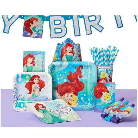 The Little Mermaid Party Supplies