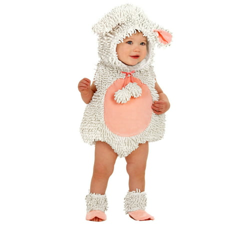 Princess Paradise Premium Laura the Lamb Toddler Costume](The Paradise Costumes)