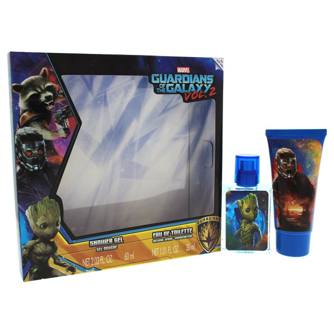 Marvel K-GS-2089 Guardians of the Galaxy Vol. 2 Gift Set for Kids - 2 Piece