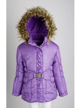 48bab2b41 Purple Girls Coats   Jackets - Walmart.com