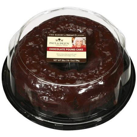 Paula Deen Chocolate Pound Cake Walmart
