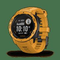 Instinct? - Rugged GPS Watch, Sunburst