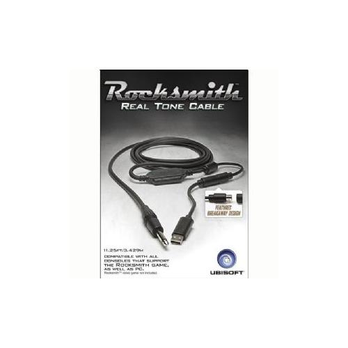 Rocksmith Real Tone Cable-XB360/PS3