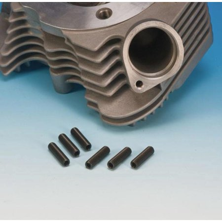 James Gasket 313-18-125 Exhaust Mounting to Cylinder Head Stud - 5/16in. x 1.25in.