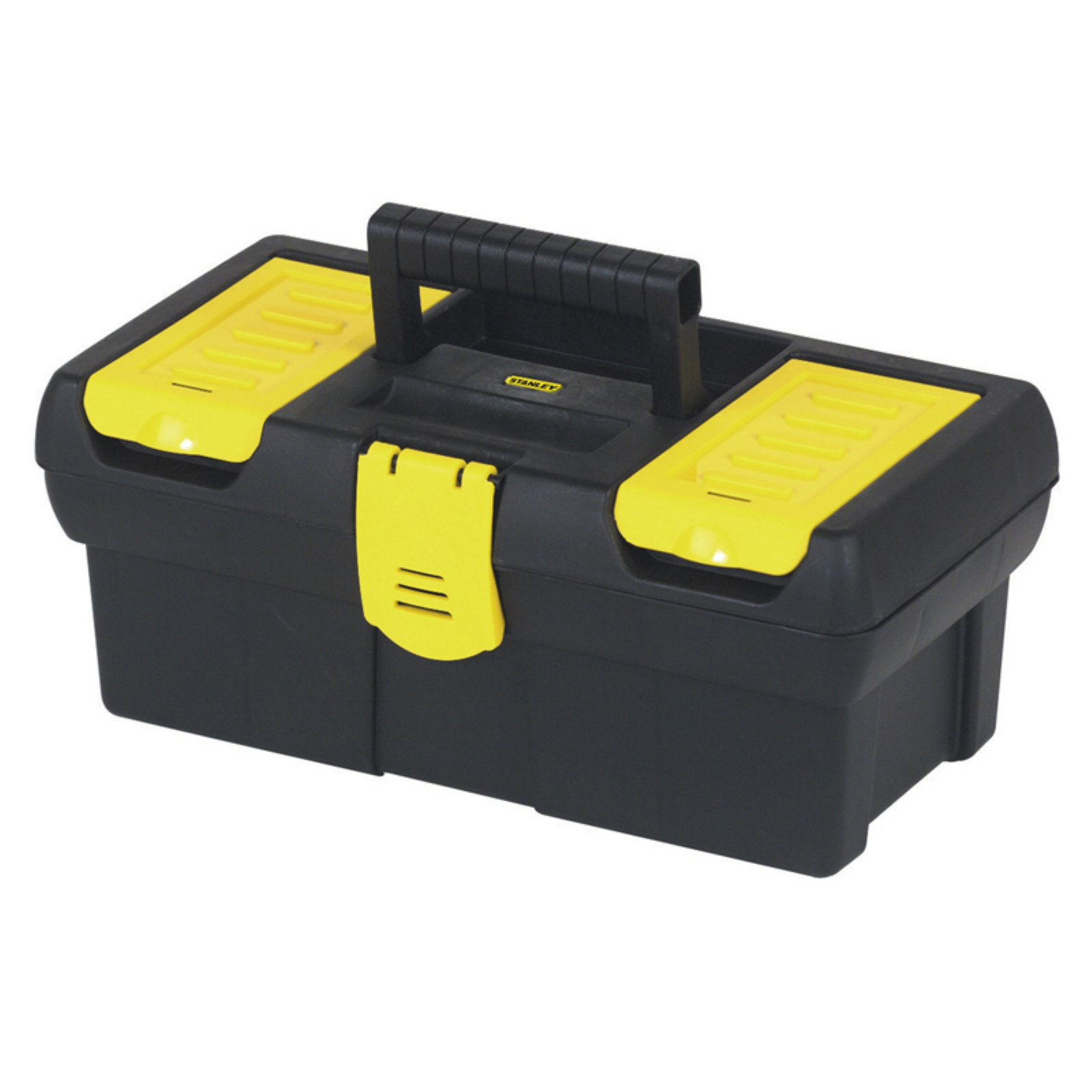 "Stanley 12.5"" Tool Box with Tray"