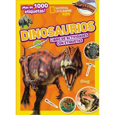 Dinosaurios : Mi Mejor Colección de - Etiquetas Para Botellas Halloween