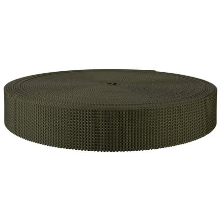 Belt Olive Green (1 3/4 Inch Olive Drab Green Scuba Or Duty Belt Webbing)