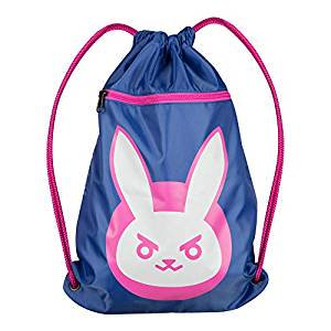 String Backpack - Overwatch - D.Va Bunny Cinch Bag j8672](String Backpack)