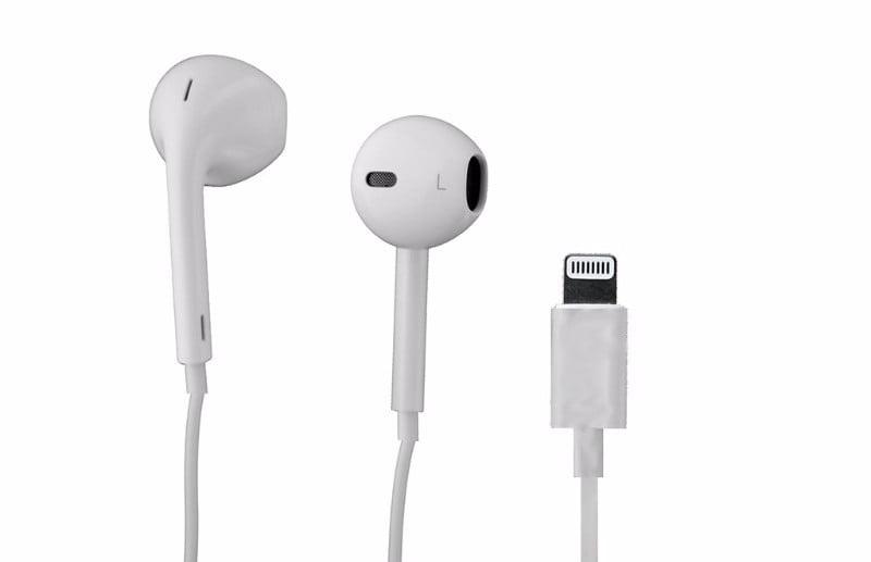Apple Headphones With A Microphone Walmart Com