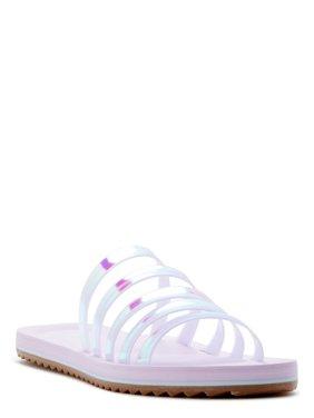Rocket Dog Elka Iridescent Strappy Slide Sandals (Women's)