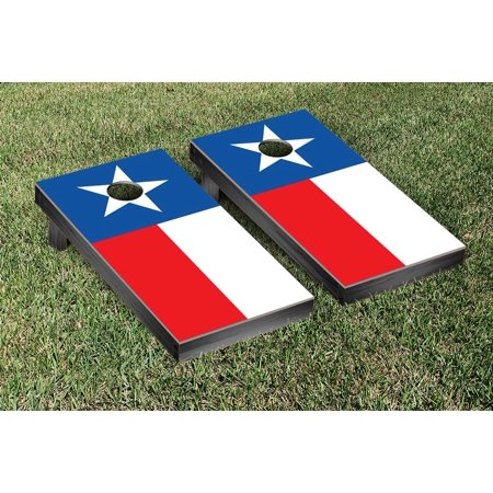 Texas Flag Themed Bean Bag Toss