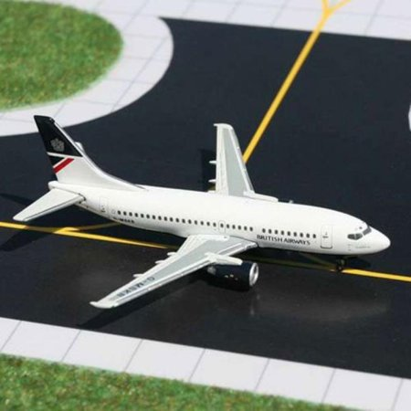Gemini Jets Diecast British Airways B737-500 Model Airplane