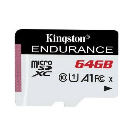 Kingston High Endurance MicroSD 64GB ()