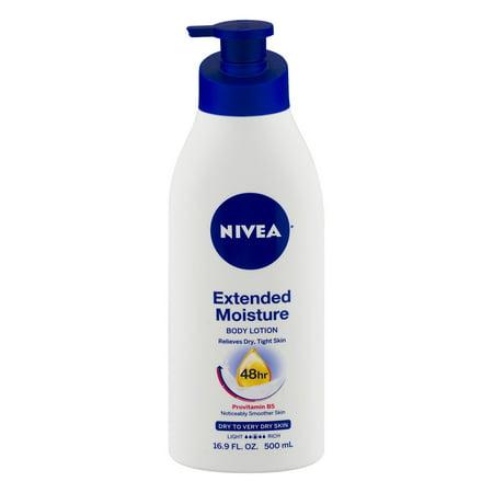 Nivea Extended Moisture Body Lotion 16 9 Fl  Oz