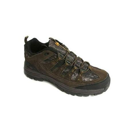 Tioga Mens Brown/Camo Sneakers
