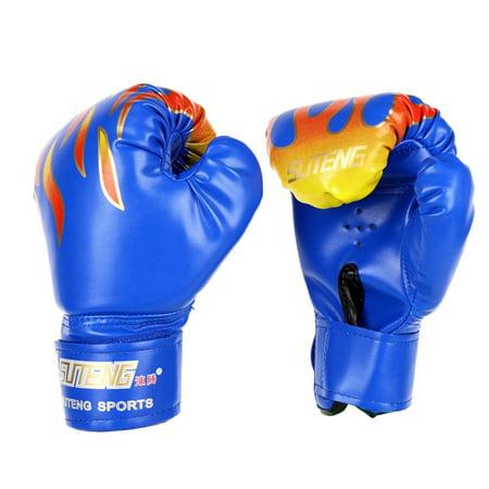 Kids Children Professional Boxing Gloves Training Punching Sparring Gloves (Oversized Boxing Gloves For Sale)