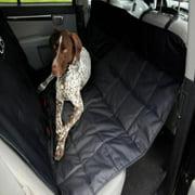Petego EBSPRS BL Car Seat Protector, Rear, Black