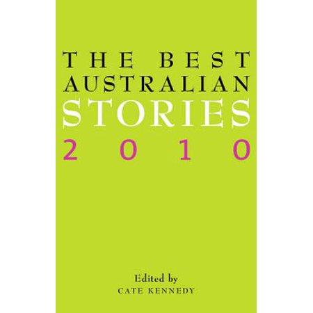 The Best Australian Stories 2010 - eBook