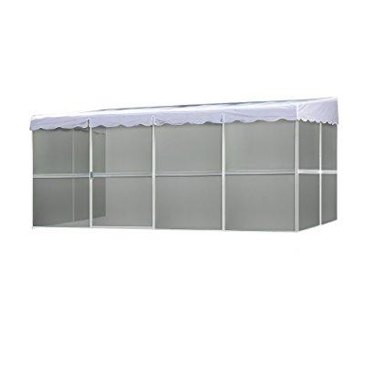 Kay Home Products patio mate 8-panel screen enclosure 893...
