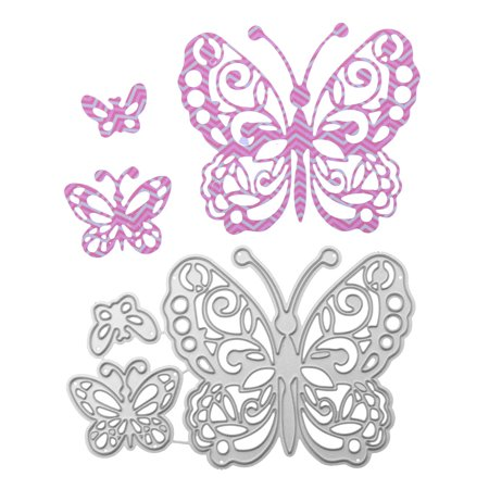 New Snowflake Metal Cutting Dies Stencils DIY Scrapbooking Album Paper - Diy Snowflakes