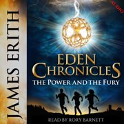 Power and The Fury, The - Audiobook