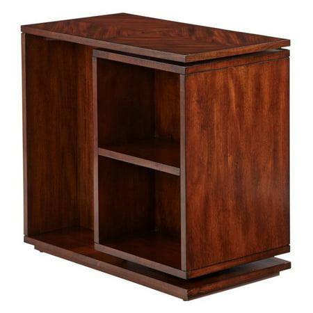 Progressive Furniture Chairsides II End Table - Prima Vera