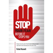 Stop Your Fear - eBook