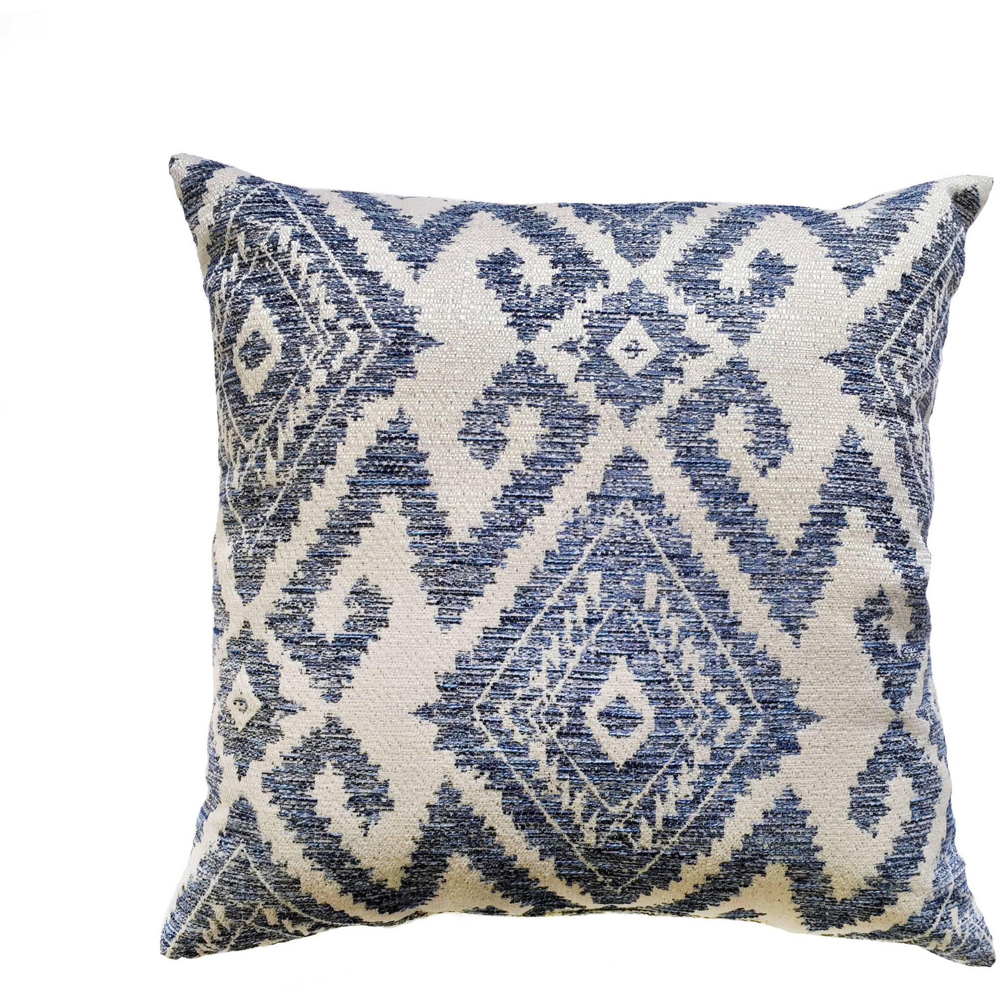 Better Homes and Gardens Indigo Aztec Decorative Pillow